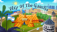Way Of The Gaucho Title Card