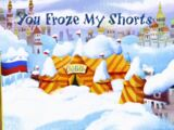 You Froze My Shorts