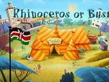 Rhinoceros or Bust