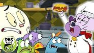 Let's Go Luna The Perfect Grilled Cheese? PBS KIDS