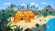 The Haka Title Card