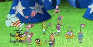 Yankee Doodle Andy Scene