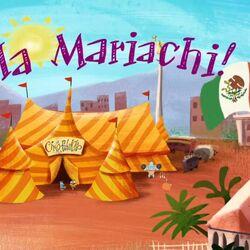 Hola Mariachi!