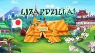 Lizardzilla!
