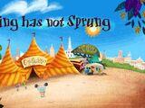 Spring Has Not Sprung