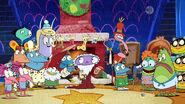 Luna's Christmas Around the World 123