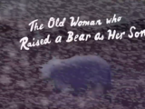 The Old Woman who Raised a Bear as Her Son