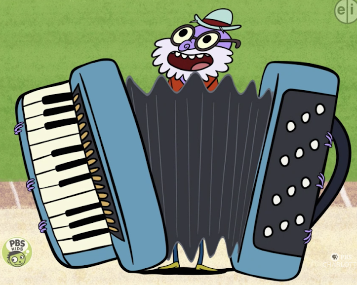 Accordion Hans