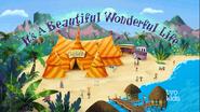 It's A Beautiful Wonderful Life Title Card
