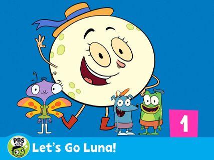 Let's Go Luna! Wiki
