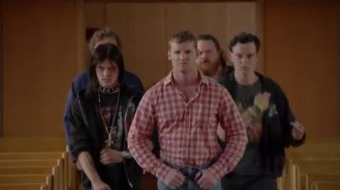 Letterkenny Season 1 Behind The Scenes - Unique Voice