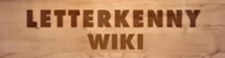 Letterkenny Wikia