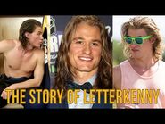 How Did Letterkenny Come To Be? Dylan Playfair Joined Spittin' Chiclets To Discuss