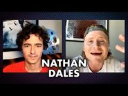 LIVE with Nathan Dales (Letterkenny, Goon) - Quarantine Convos