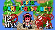 What NOT to do when making a Super Mario level-0