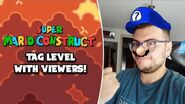 Super Mario Construct - Making a Level with Viewers!