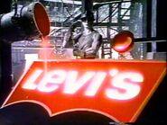 "Levi's ""Working Man"" 1981"