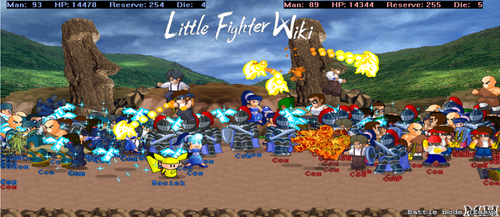 Little Fighter Wiki