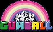 The Amazing World of Gumball - logo (English)