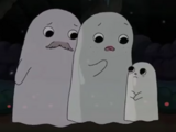 Ghost the Boy's Dads