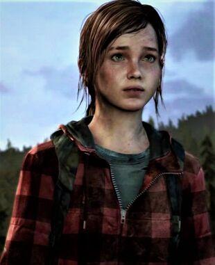 Ellie im ersten Teil