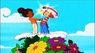 Friendship Grows like a Flower - Strawberry Shortcake