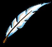 Feather 150 transparent