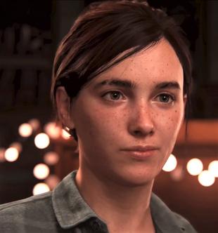 Ellie im zweiten Teil