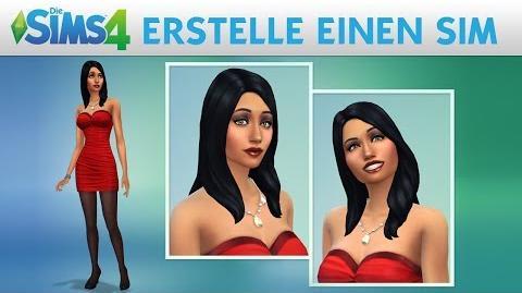 Die_Sims_4-_ERSTELLE_EINEN_SIM-Trailer