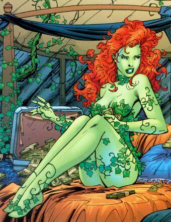 Poison Ivy Lgbt Info Fandom