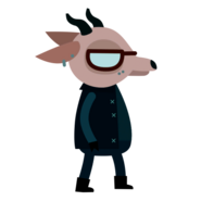 Jackie (Night in the Woods)