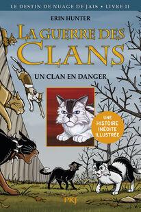 Premiere de couverture Un Clan en danger