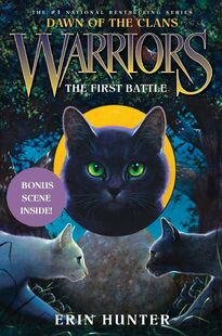 Premiere de couverture The First Battle