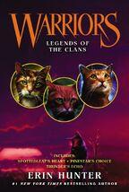 Premiere de couverture Legends of the Clans.jpg