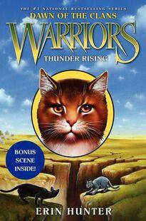 Premiere de couverture Thunder Rising