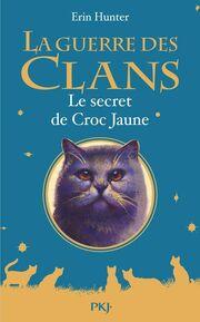 Premiere de couverture Le secret de Croc Jaune.jpg