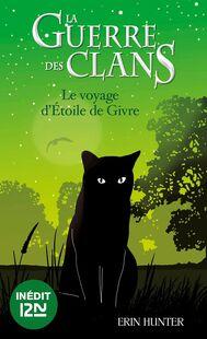 Premiere de couverture Le voyage d'Étoile de Givre