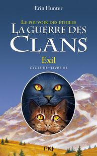 Premiere de couverture Exil