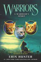 Premiere de couverture A Warrior's Spirit