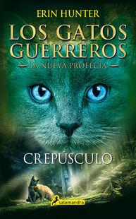 Première de couverture de Crépuscule en espagnol
