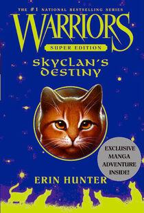 Edition américaine alternative SkyClan's Destiny