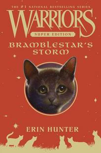 Edition anglaise alternative Bramblestar's Storm