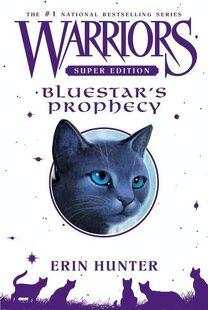 Edition américaine La prophétie d'Étoile Bleue