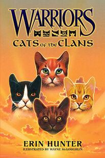 Premiere de couverture Cats of the Clans