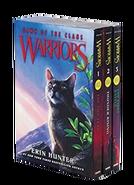 Screenshot 2021-02-19 Amazon fr - Warriors Dawn of the Clans Box Set Volumes 1 to 3 - Hunter, Erin, McLoughlin, Wayne - Liv-...-