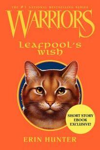Premiere de couverture Leafpool's Wish