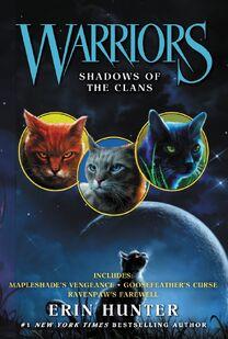 Premiere de couverture Shadows of the Clans