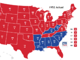 U.S. Presidential Elections of the 1950s