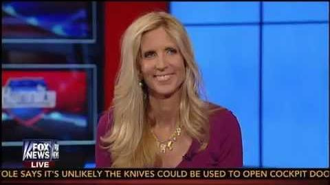 Ann Coulter Destroys Feinstein Over Cruz Debate 'Liberal Women Should Not Be Able To Hold Office'