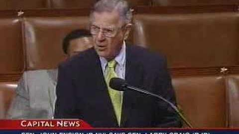 Rep._Pete_Stark_(D-CA)_Outrageous_Remarks_on_House_Floor